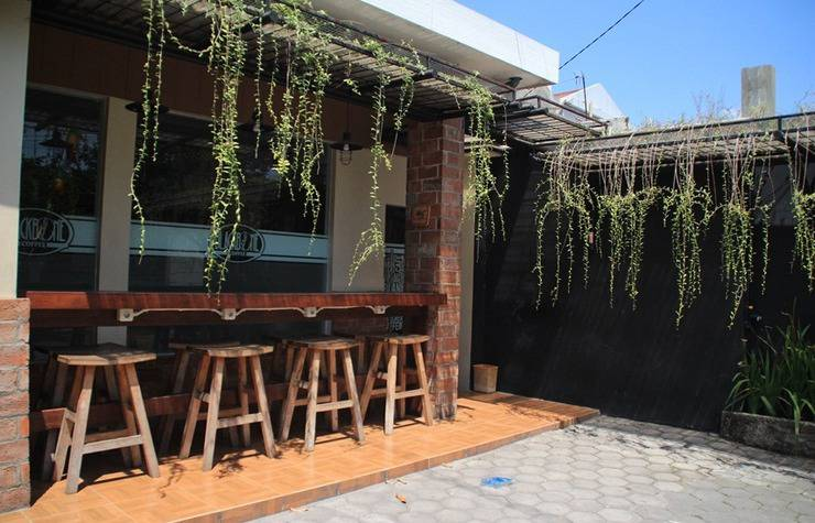 Homey Guest House Yogyakarta - Coffee shop