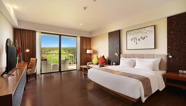 Klapa Resort Bali - Kamar Hotel