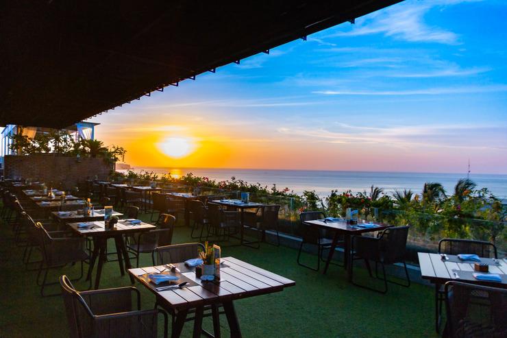 Klapa Resort Bali - Rooftop