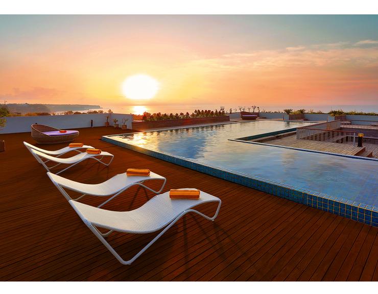 Klapa Resort Bali - Kolam renang