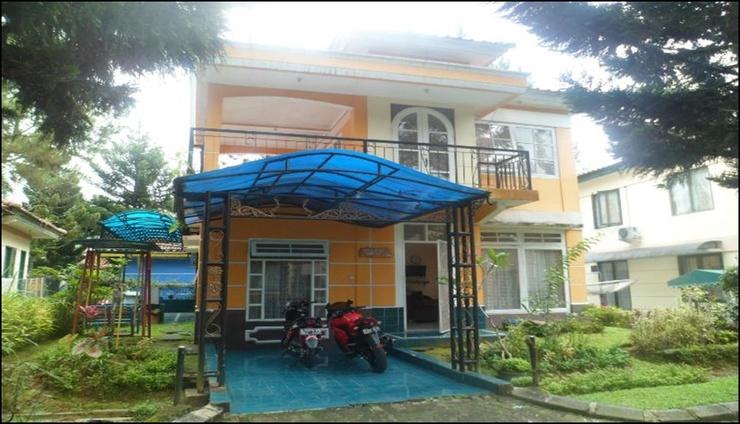 Santibi's Villa Kota Bunga Seruni N Cianjur - exterior