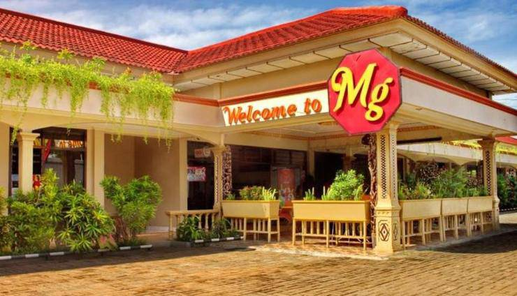 Megaria Hotel Merauke - Eksterior