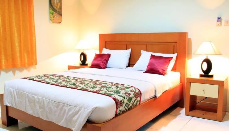 Megaria Hotel Merauke - Kamar Deluxe