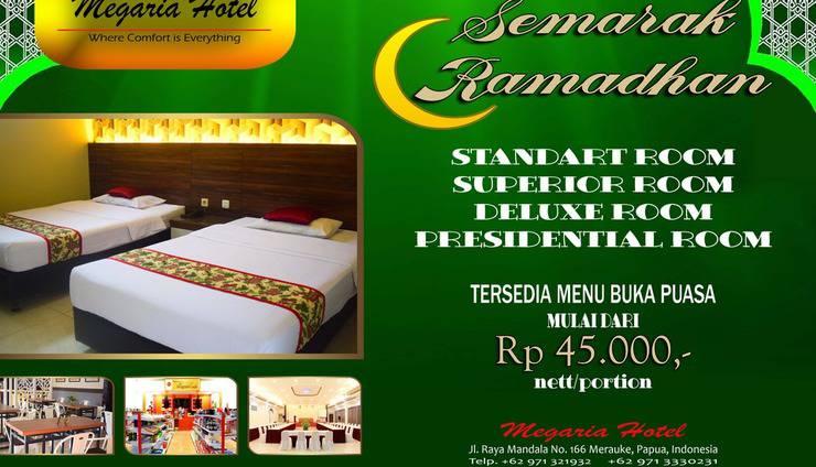Megaria Hotel Merauke - Semarak Ramadhan Megaria Hotel