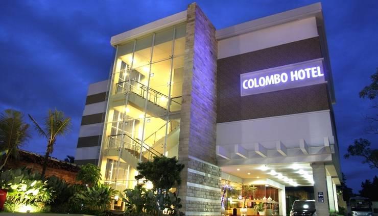 Bueno Colombo Hotel Jogja - Tampak Depan