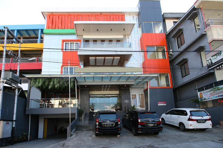 Airy Uritetu Jan Paays 16 Ambon Ambon - Hotel Front