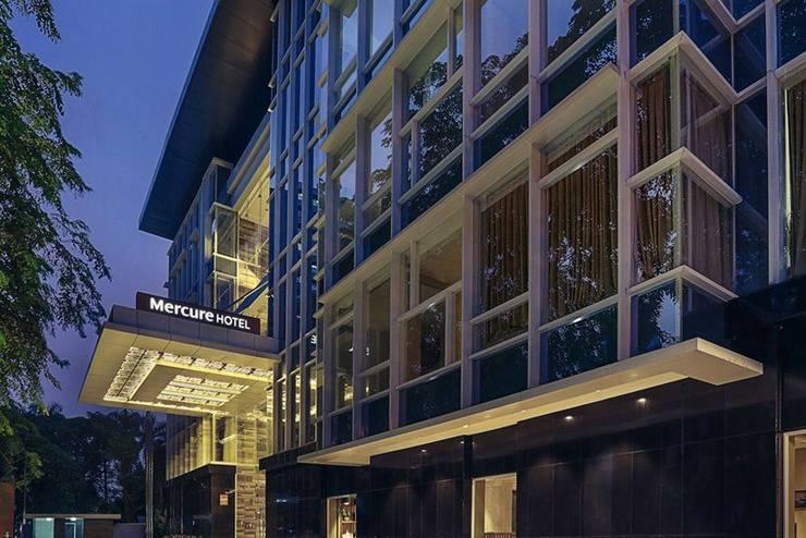 Mercure Sabang Jakarta - Tampilan Luar Hotel