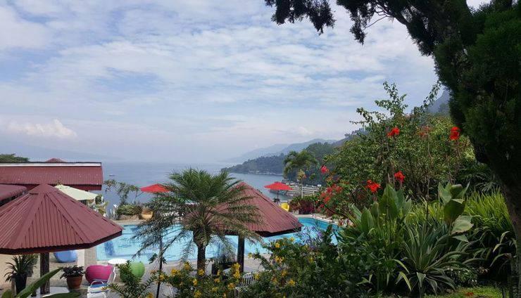 Parapat View Hotel Parapat - Swimming Pool
