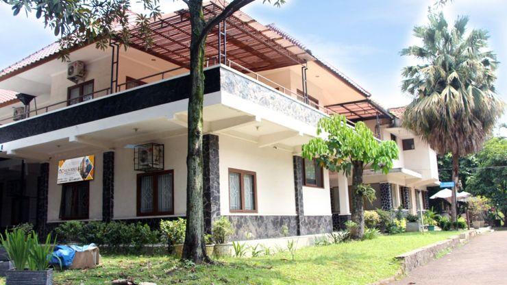 Salak Hevea Managed by SalakHospitality Bogor - Facade
