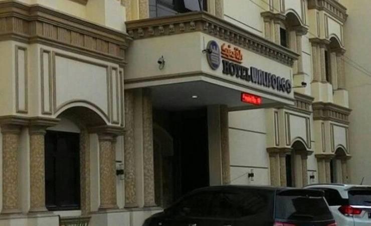 Hotel Syariah Walisongo Surabaya Surabaya - Tampilan Luar Hotel