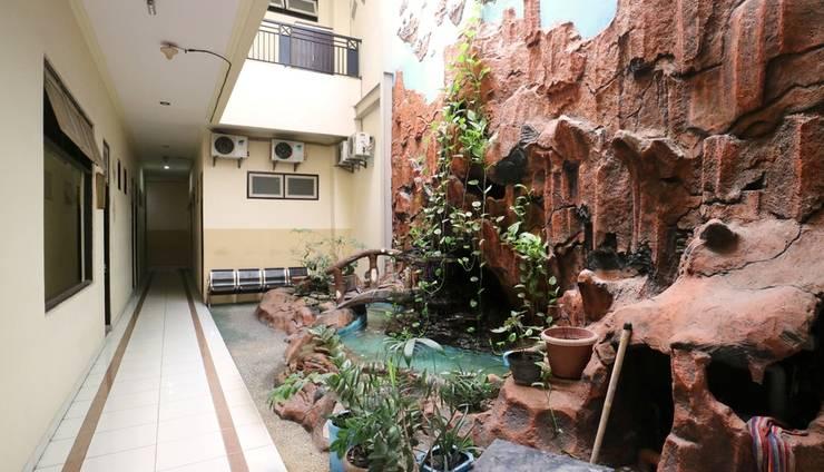 Hotel Syariah Walisongo Surabaya Surabaya - Coridor