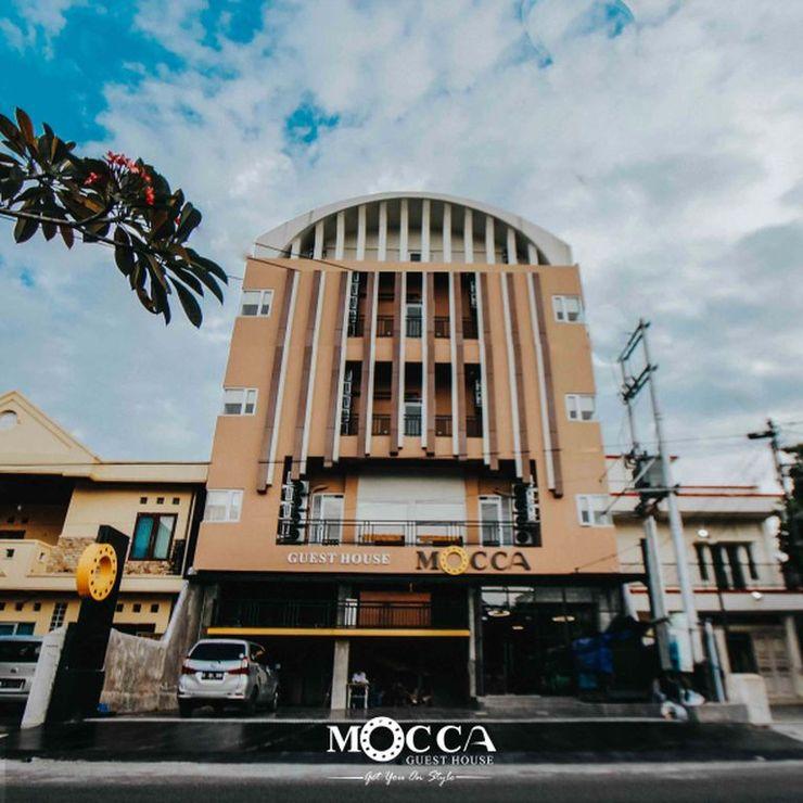 Mocca Guest House Padang - Facade