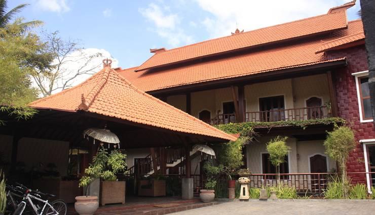 Junjungan Ubud Hotel & Spa Bali - exterior hotel