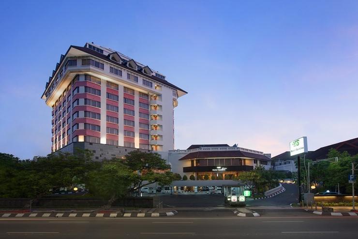 Hotel Santika Semarang - Facade HSP Semarang