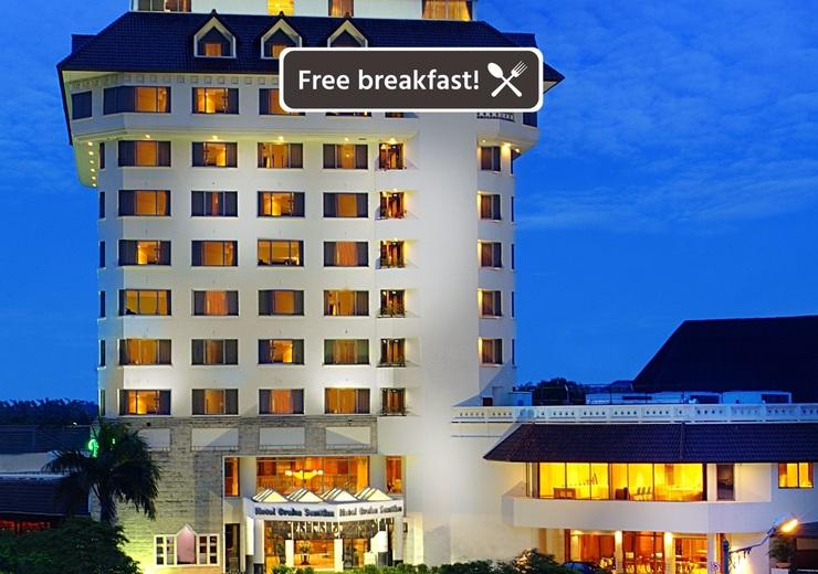 Hotel Santika Premiere Semarang Semarang - Appearance