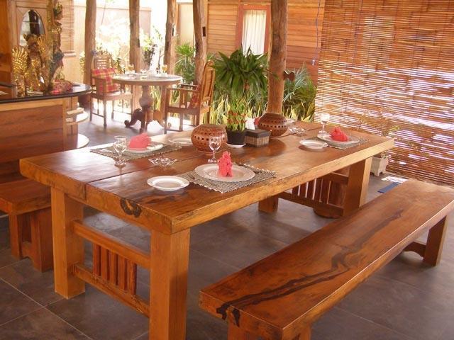 Gili Exotic Villa   - Interior