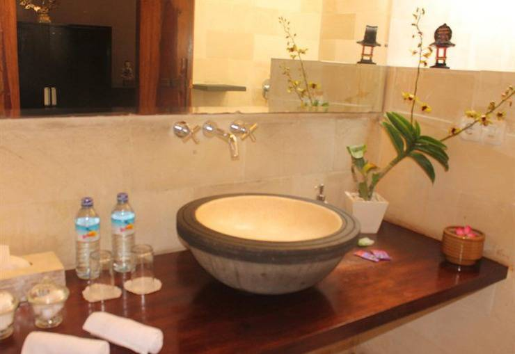 Gili Exotic Villa   - Bathroom