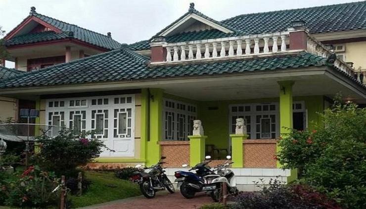 Villa Kota Bunga Camelia Cianjur - Exterior
