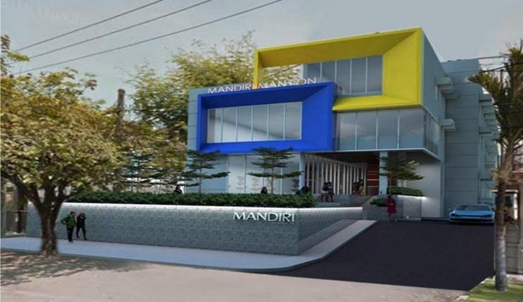 Mandiri Mansion Surabaya - Exterior