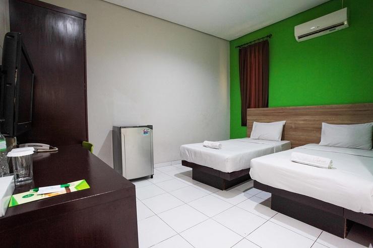 LeGreen Suite Setiabudi VI near Rasuna Said Jakarta - ROOM