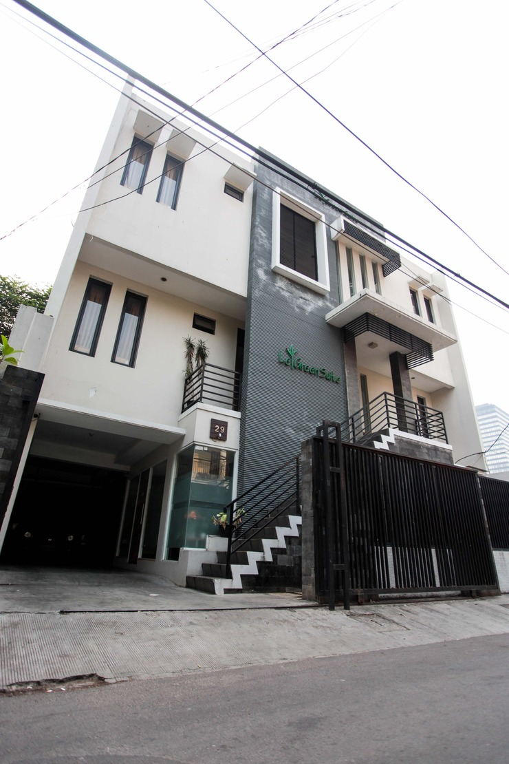 LeGreen Suite Setiabudi VI near Rasuna Said Jakarta - EXTERIOR