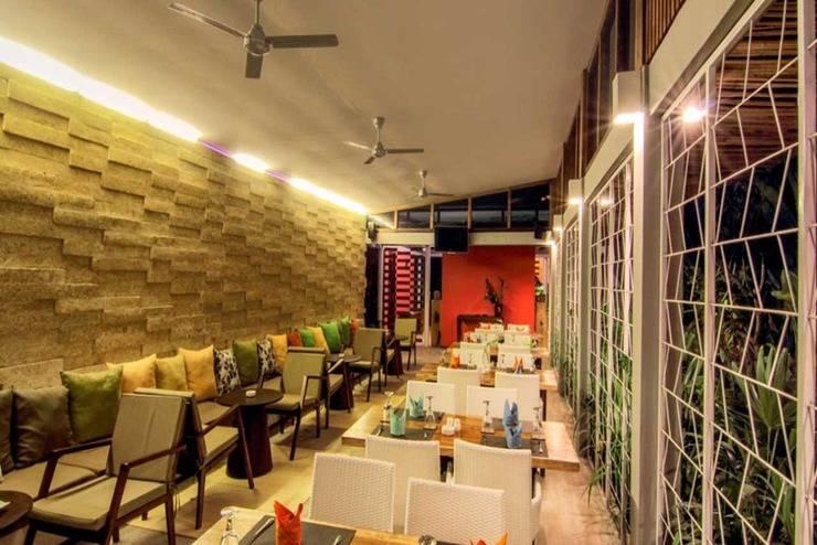 K2 Eco Boutique Lombok - Restoran