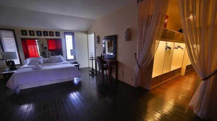 Villa Tropicana Bali - Guest room