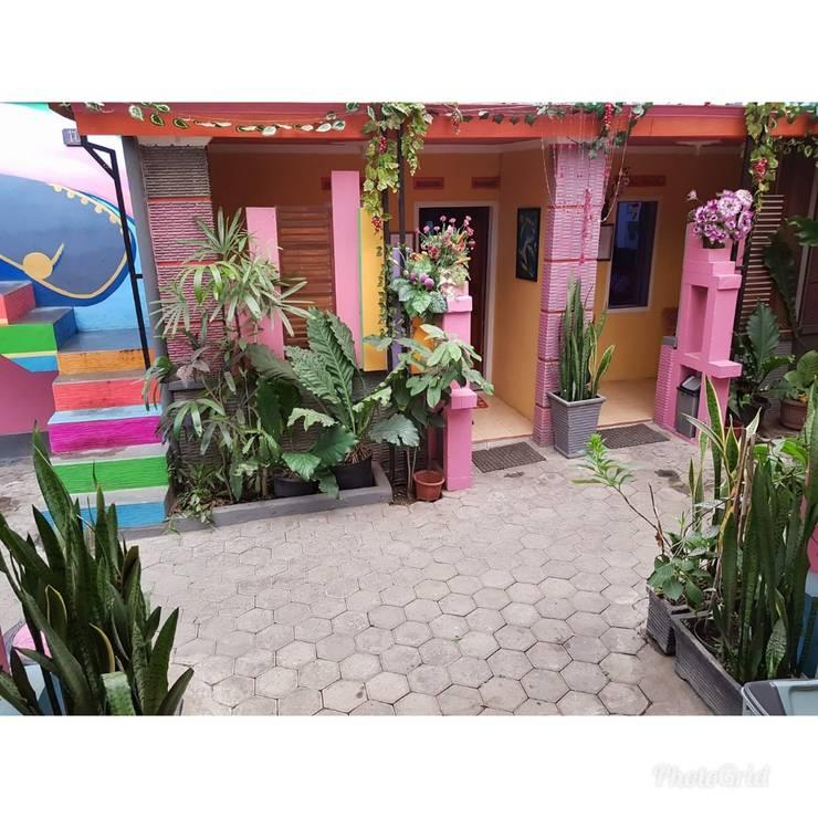 Darmo Homestay Malang - Kamar ac