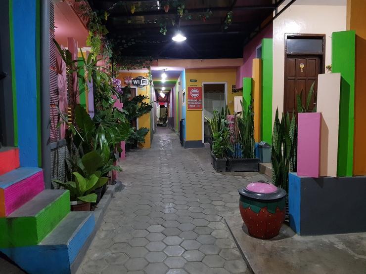 Darmo Homestay Malang - Dalam