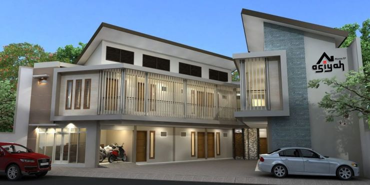 House of Asiyah Solo - Exterior