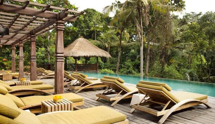 Adiwana Resort Jembawan Bali - Pool