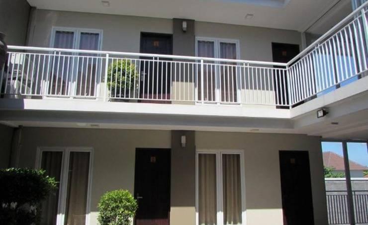 Rumah Pancing Guest House Bali - Eksterior