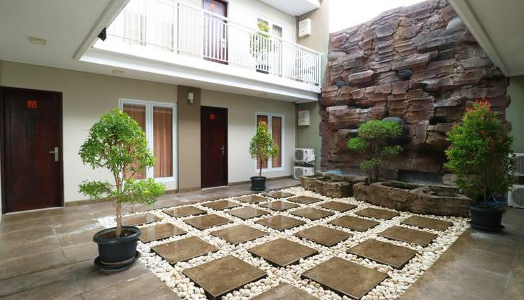 Rumah Pancing Guest House Bali - Bangunan Hotel