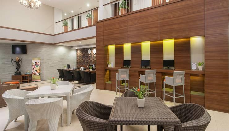 J4 Hotels Legian - Lobi internet