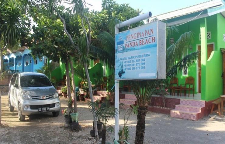 Hotel Bira Panda Beach 1 Bulukumba - Eksterior