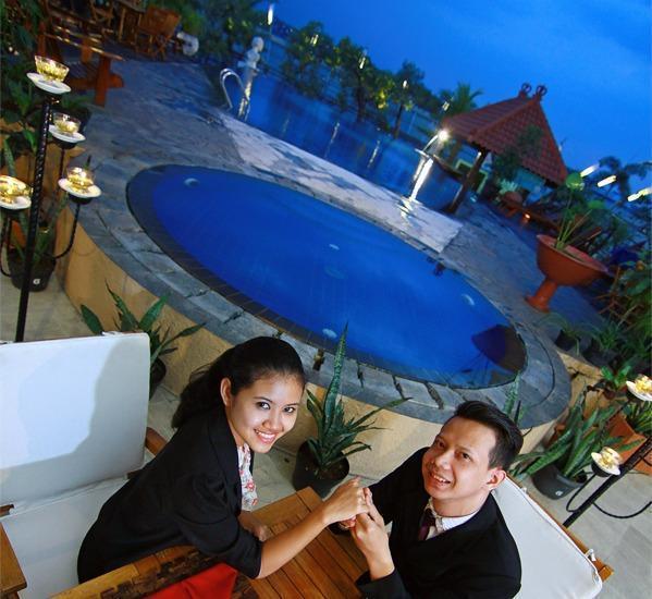 Grand Arkenso Park View Simpang Lima Semarang - Kenanga Roof Top