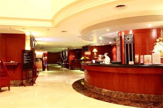 Grand Arkenso Park View Simpang Lima Semarang - Lobby3