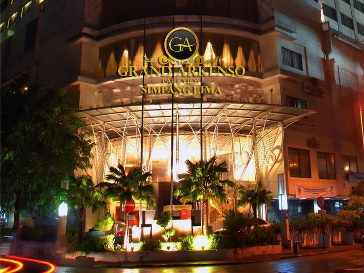 Grand Arkenso Park View Simpang Lima Semarang - GA NEW