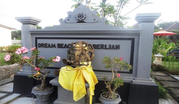 Dream Beach Berlian Bali - Exterior