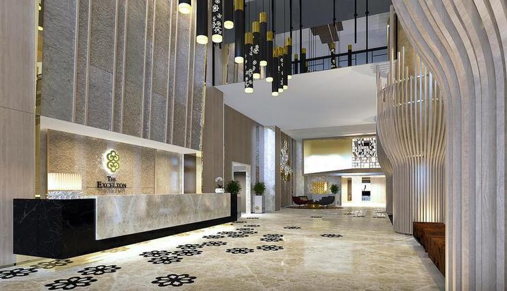 The Excelton Hotel Palembang Palembang - Lobby