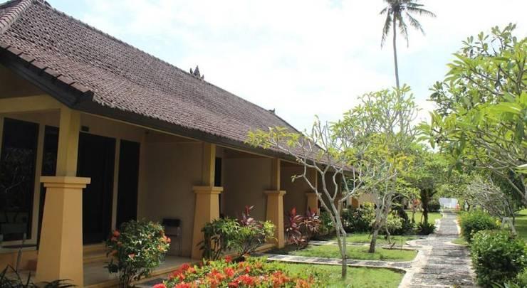 Aerotel Tastura Lombok - Eksterior
