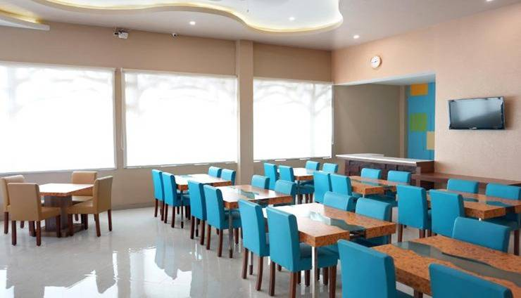 FixOn Capsule Hotel Purwokerto - Interior