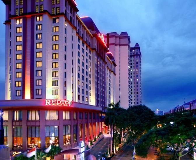 Redtop Hotel & Convention Center Jakarta - Hotel