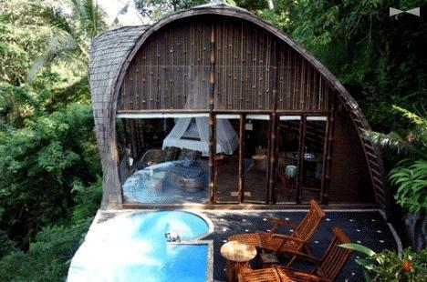 Villa Pererepan Bali - Tampilan Luar
