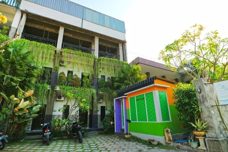 Micost Homestay Bali - Building