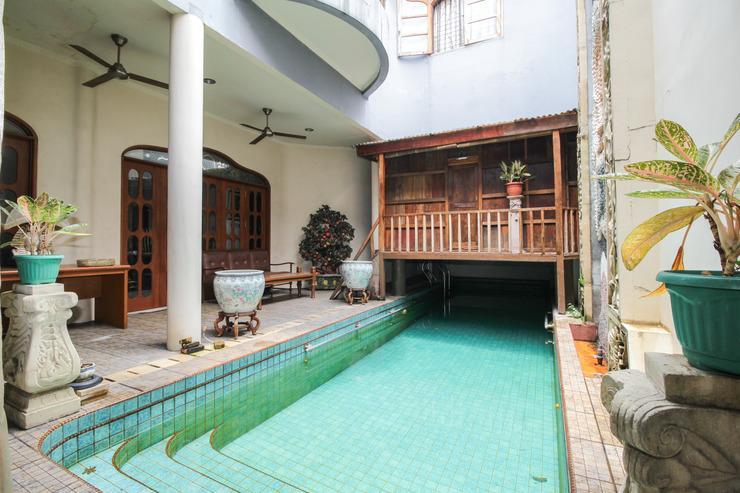 Airy Eco Kebayoran Baru Hang Lekir Delapan 17 Jakarta Jakarta - Pool