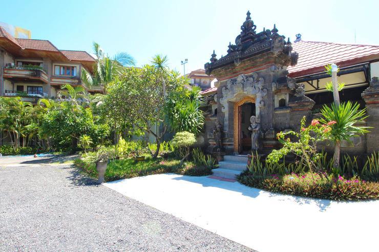 Airy Jimbaran Kuta Pantai Kedonganan Bali - Exterior