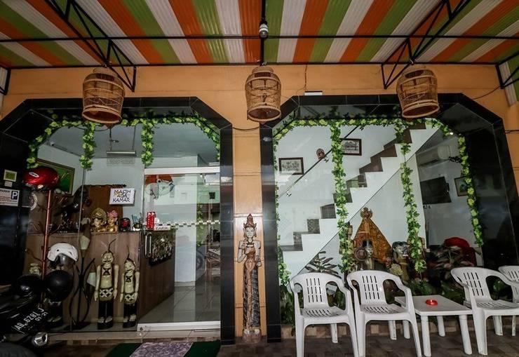 NIDA Rooms Station Malioboro Jogja - Eksterior