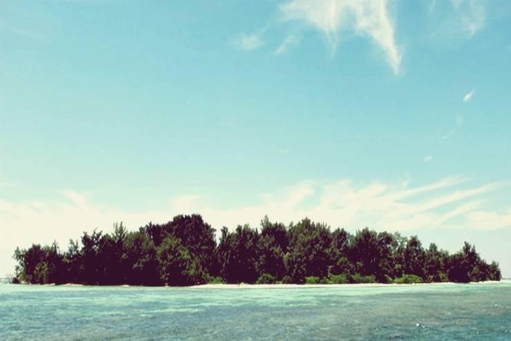 Arys Lagoon Karimunjawa Jawa Tengah - Sintok Island