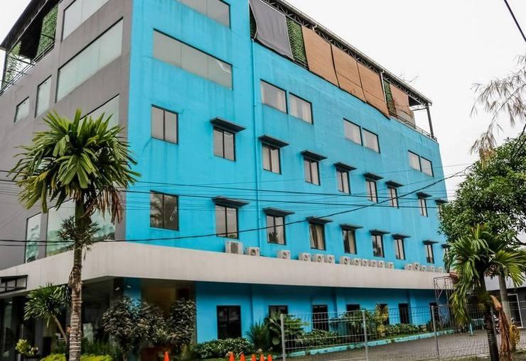 NIDA Rooms Lubis 3 Medan Baru - Penampilan